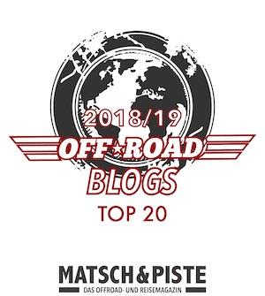 Top20 Offroad Blog by Matsch und Piste